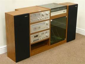 vintage home interiors vintage retro ferguson hi fi system 25 comprising of