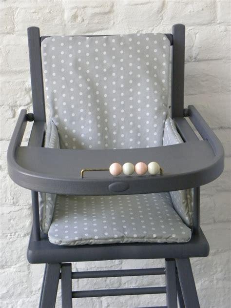 chaise de chambre la chaise haute relookée chambre d 39 enfant bébé
