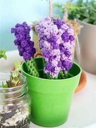 Free Crochet Flower Bouquet