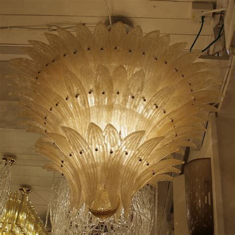 palmette ceiling light palmette barovier toso modernism