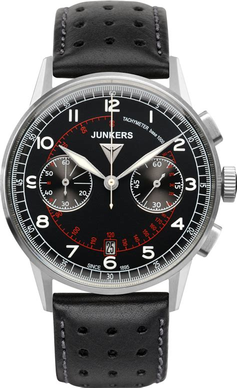 Junkers Watch G 38 Edition 2 Mens 69702 Watch