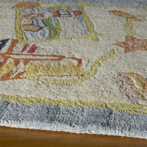 nautical rugs for boats coastal area rugs cotton nautical rug