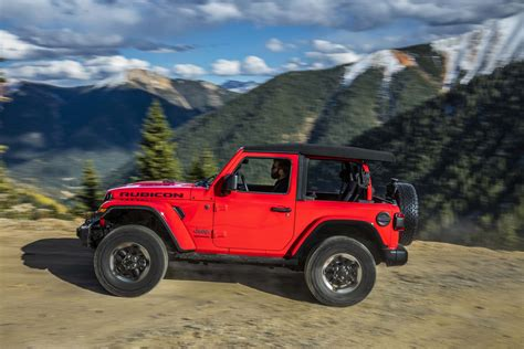 2019 Jeep Wrangler Review, Ratings, Specs, Prices, And