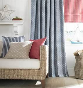 rideaux bord de mer nipezecom With meubles blancs style bord de mer 6 blog deco dhelline