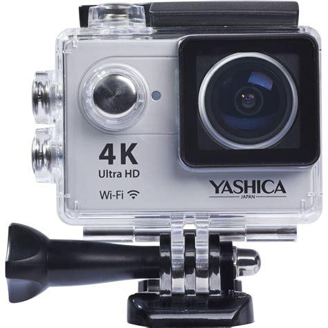 Kyocera  Yashica Yac400 Action Camera With Wifi Yac400 B&h