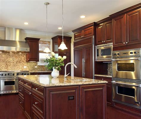 classic cherry kitchen cabinets 80 best classic kitchens images on 5427