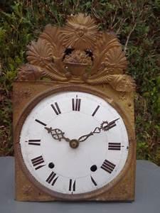 mouvement ancien de comtoise pendule horloge de parquet With pendule de parquet