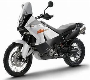 Essai Longue Dur U00e9e  Ktm 990 Adventure Abs 2011