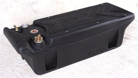 Titan's New In-bed Diesel Fuel Tank Now Available At