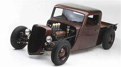 Rod Cars Rods Truck Five Factory Muscle