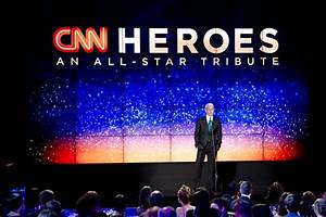 CNN Announces Top 10 Heroes of 2014