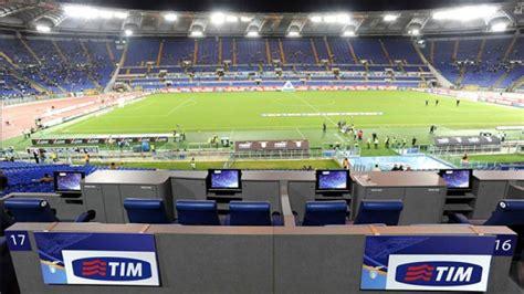 Ingresso Tribuna Monte Mario by S S Lazio Corporate Infront Sports Media Ag