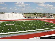 Richard Thompson Stadium Mission, Texas