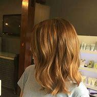 Light Warm Golden Brown Hair Color