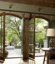 French Doors Interior Design