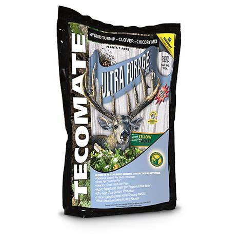 Lights Out Plot by Antler King Lights Out Forage Oats More 12 Pounds
