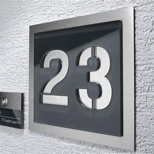 Hausnummer Ral 7016 : die besten 25 hausnummer anthrazit ideen auf pinterest fasadengestaltung briefkasten ~ Frokenaadalensverden.com Haus und Dekorationen