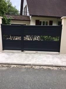 Portail De Maison : portail maison sur mesure ~ Premium-room.com Idées de Décoration