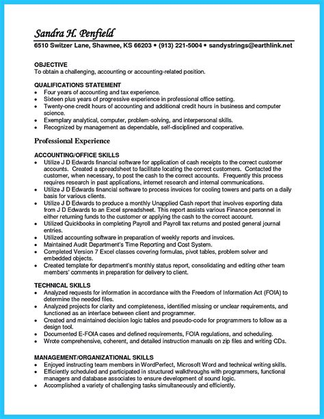 Accounts Receivable Resumes by Account Receivable Resume Sles Accounts Manager