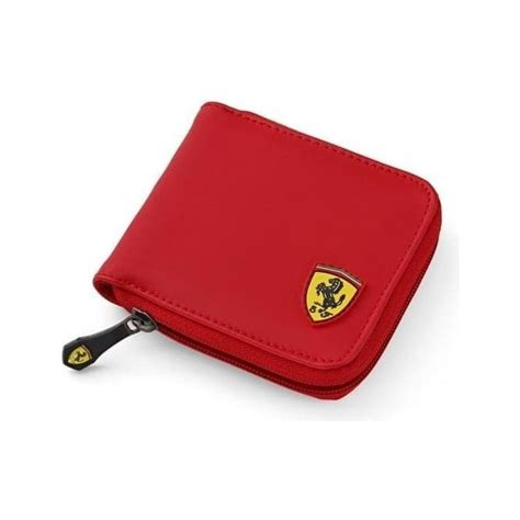 Find official f1 puma clothing at f1store3.formula1.com. Ferrari F1 Team Wallet Red 2016 - Motorsport Merchandise from Le Mans 88 UK