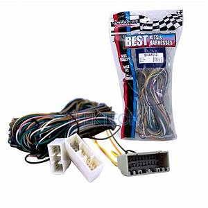 Bha6510 Aftermarket Radio Replacement Amplifier Bypass