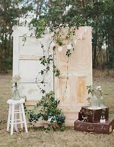 Decor Photobooth Mariage : photobooth r tro photobooth 20 id es d co pour prendre la pose avec ou sans les mari s elle ~ Melissatoandfro.com Idées de Décoration