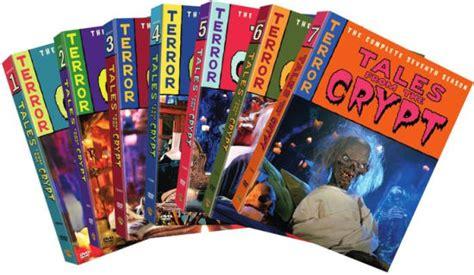 Complete Series Dvd Seasons 1-7