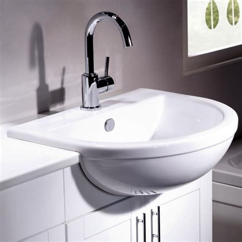 Roper Rhodes Minerva Semicountertop Basin  Uk Bathrooms