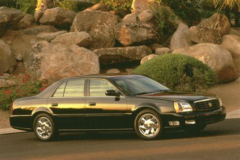 2000 Cadillac Deville History, Pictures, Value, Auction