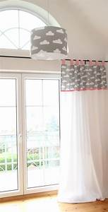 Vorhänge Grau Weiß : gardinen vorh nge vorhang wolken grau wei 140 x 250 cm ein designerst ck von marumaru ~ Orissabook.com Haus und Dekorationen