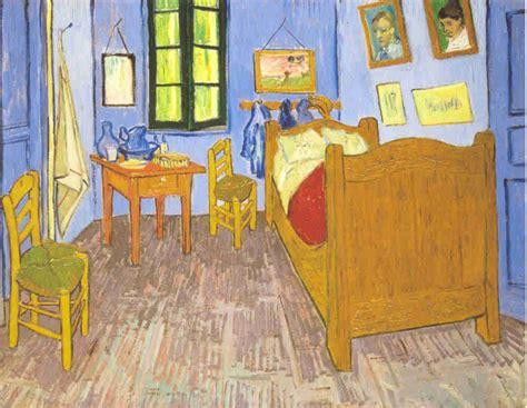 la chambre coucher gogh michel noury ou le rêveur éveillé
