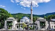 Emperor's Mosque - Destination Sarajevo
