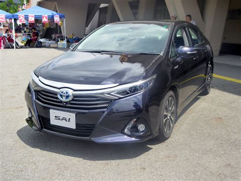 Toyota Car : Toyota Mirai Line-up Could Expand Like Prius Range