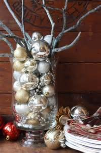 Homemade Christmas Table Decorations Centerpieces