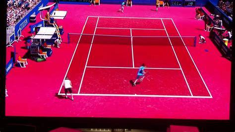 Virtua tennis 2009 allows you to take on the world's top tennis players. Virtua Tennis 3: Xbox Live Match - YouTube