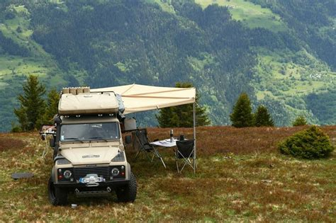 retractable awning land rover forums land rover enthusiast forum