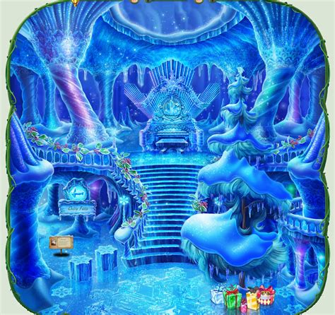 Winter Wonderland Party The Ice Palace By Sparxguardian On
