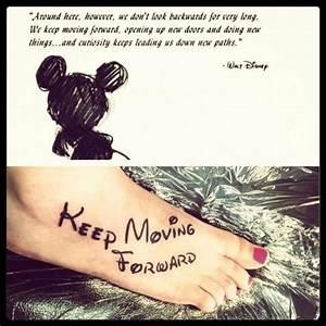 Keep Moving Forward | Piercings & Tattoos | Pinterest