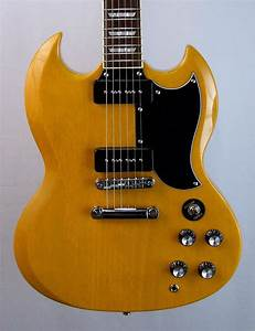 Dillion Sg Classic Style Electric Guitar With P90 Pickups