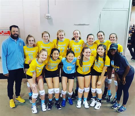 dallas arsenal volleyball
