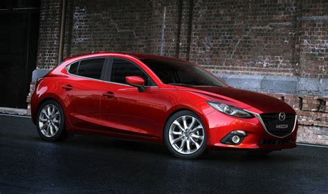 mazda small car mazda 3 new small car won 39 t join sub 20k price war photos