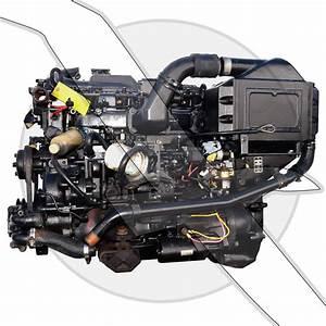 4 0l 234ci Mercruiser Hino Diesel 210hp Marine Engine