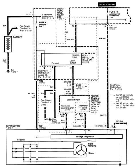 wiring diagram for 1998 honda civic powerking co