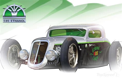 1934 Chevrolet Coupe E85 Review Top Speed