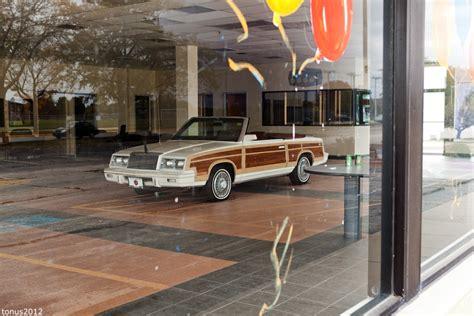 12 Abandoned Automobile Dealerships