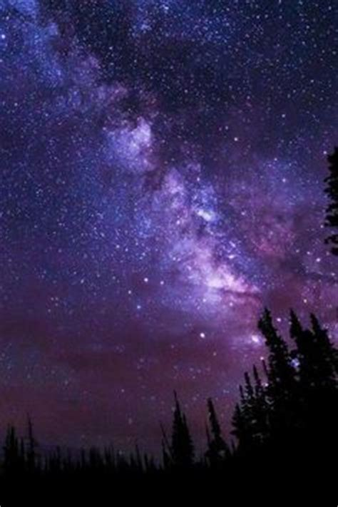 Images About Star Fillled Night Skies Pinterest