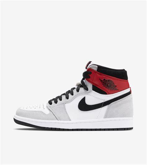 Nike Air Jordan 1 Retro High Og Smoke Grey My Sports Shoe