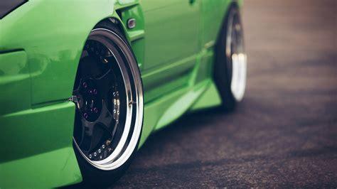 Nissan, 240sx, Jdm, Car, Stance, Green Cars Wallpapers Hd