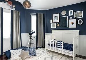la peinture chambre bebe 70 idees sympas With kitchen colors with white cabinets with wall art ideas for baby nursery