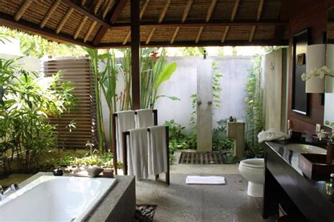 open air bathroom designs open air bathrooms apartment therapy
